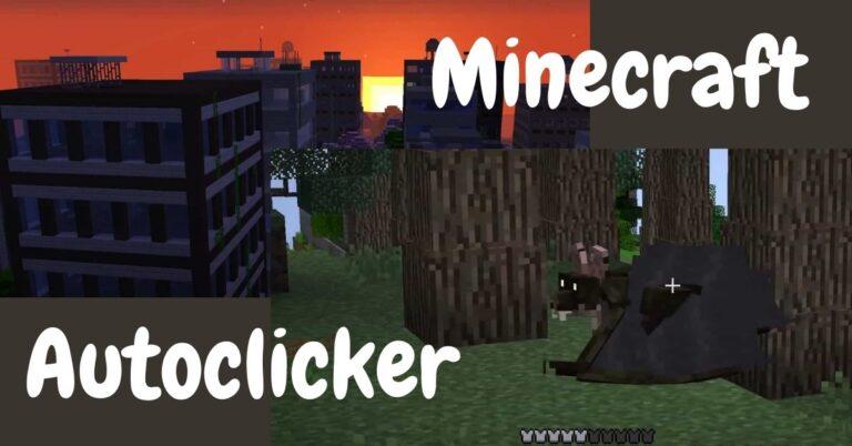 Minecraft Autoclicker